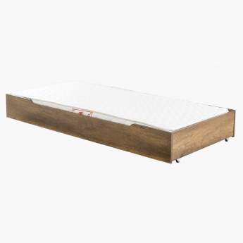 Leon 90x190 Under Bed-Walnut
