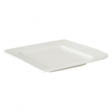 Ala Mode Square Side Plate  sc 1 st  Home Centre : white square side plates - pezcame.com