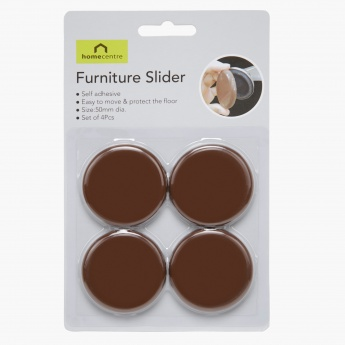 Furniture Slider 50 mm - Set of 4