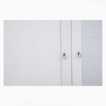 Wave Five-plus Door Wardrobe