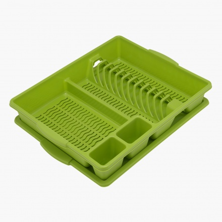 Eden Dish Drainer with Tray