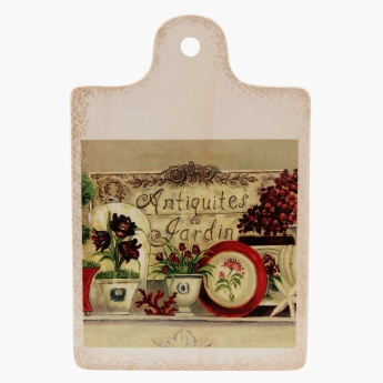 Garden Banquet Chopping Board