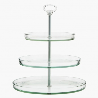 Palladio Cake Tray with 3 Tiers