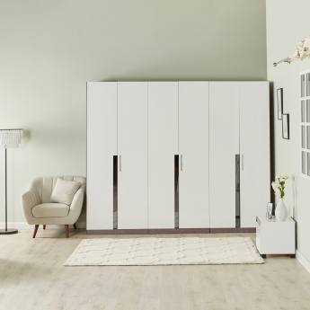 Betrib 6-Door Wardrobe