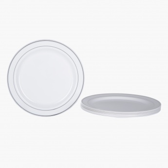 Disposable Dessert Plates - Set of 8
