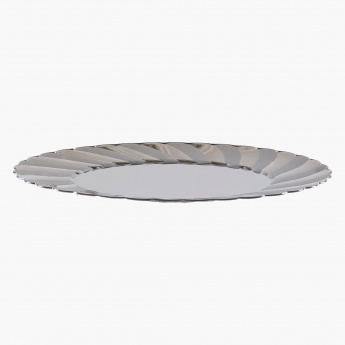 Disposable Oval Platters 35x22 cms - Set of 4
