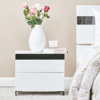 Betrib 2-Drawer Night Stand