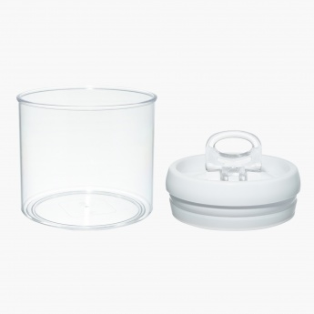8ceac26c064 Bianco Fresh Round Canister - 900 ml