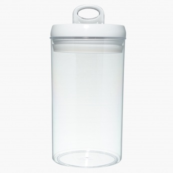 bb19b891468 Bianco Fresh Round Canister - 2000 ml
