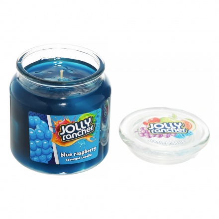 Jolly Rancher Blue Raspberry Scented Candle