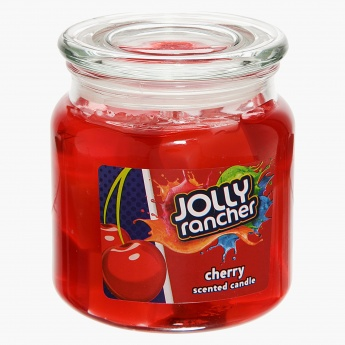 Jolly Rancher Cherry Scented Candle