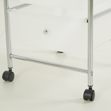 Connell 3-drawer Storage Trolley