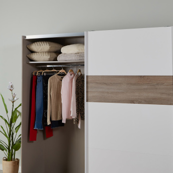 Dublin Sliding Door Wardrobe