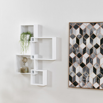 Bolton Multi-Section Display Shelf