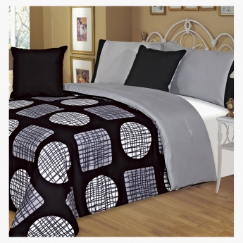 Adele 5-piece King Comforter Set - 240x260 cms