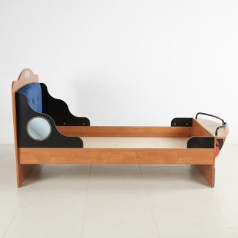 Little Pirate Single Bed - 120x200 cms