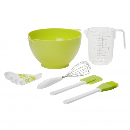 9-piece Baking Set