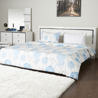 Helen Super King Bed with Headboard - 200x210 cms