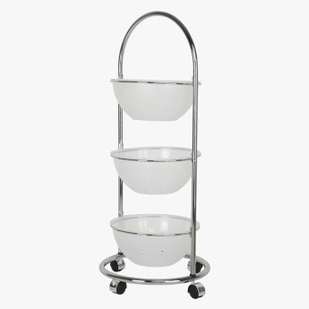 Togan Storage Basket with 3 Tiers