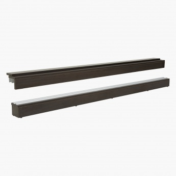 Continental Wardrobe Rail Set 270 cms