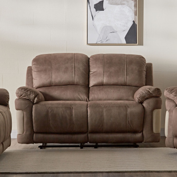 Dawson Tufted 2-Seater Recliner Sofa