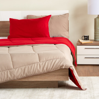 Mateo Reversible 3-Piece Queen Comforter Set