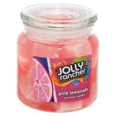 Jolly Rancher Pink lemonade Scented Candle