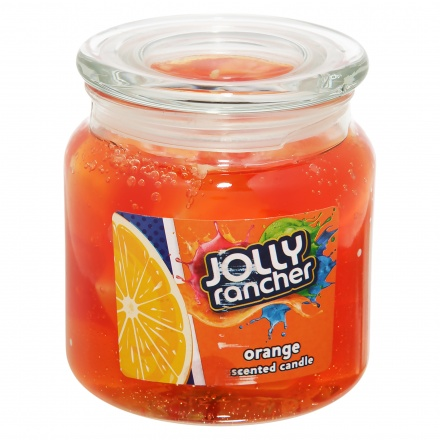 Jolly Rancher Orange Scented Candle