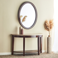 Oxville Console with Mirror
