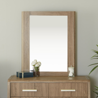 Saturn Wall Mirror - 86x102 cms