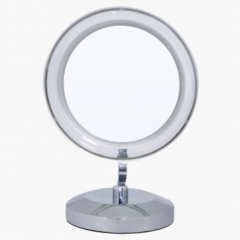 Super Bright Foldable LED Mirror