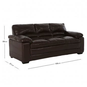 Ruston 3-seater Sofa