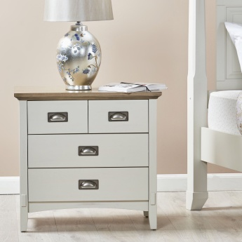 Louis 4-Drawer Nightstand
