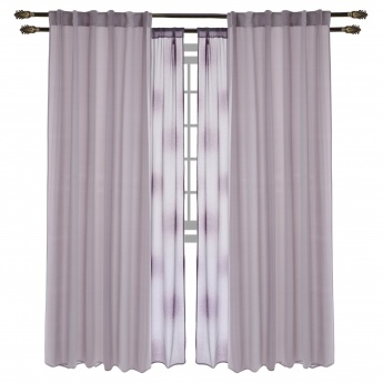 Marley 4-piece Curtain Set - 140x240cm