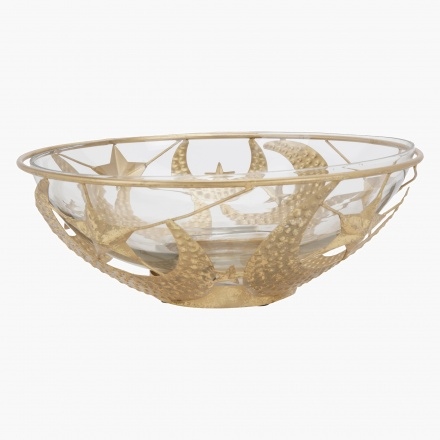 Moon and Stars Decorative Bowl
