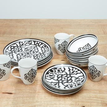 Turkish Delight 16-piece Dinner Set