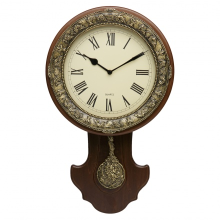 Firenze Pendulum Wall Clock