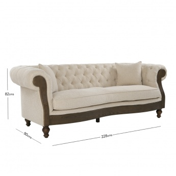 Ripoli 3-seater Sofa