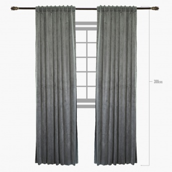 Sheldon 2-piece Curtain Set - 140x300 cms