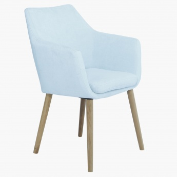 Retro Carver Dining Chair
