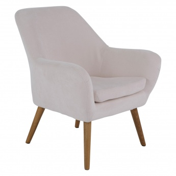Retro Vibe Accent Chair
