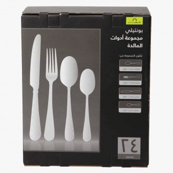 Pontelle Cutlery - Set of 24