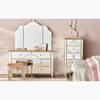 Casablanca 6-Drawer Dresser