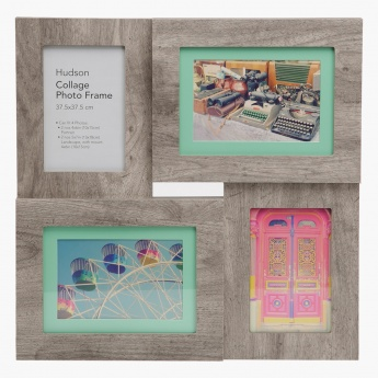Hudson Collage Photo Frame - Set of 4