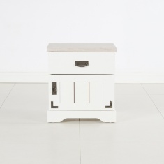 Leon 1-Drawer Nightstand