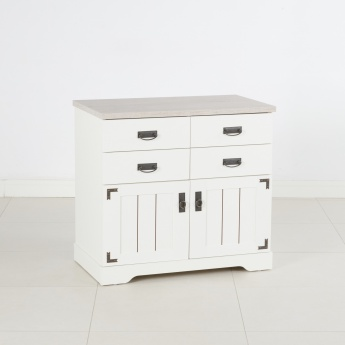Leon Chest of 4-Drawers