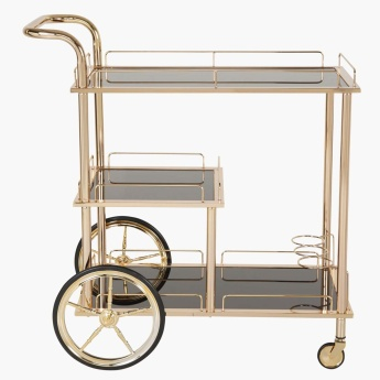 Casa 3-tier Serving Trolley