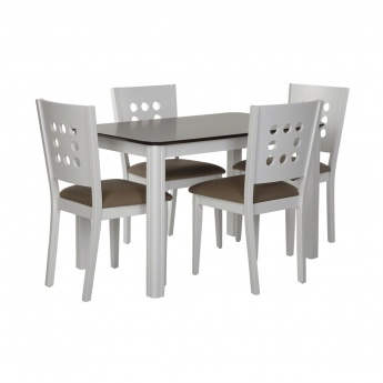 Bristol 4-seater Dining Set