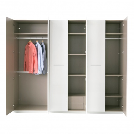 Next 6-Door Wardrobe
