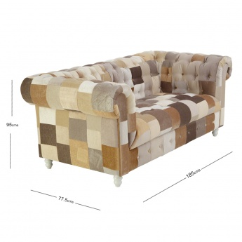 Esquirio 2-seater Sofa